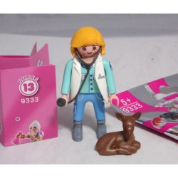 PLAYMOBIL VETERINARIA SERIE 13