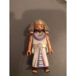 PLAYMOBIL FIGURA SACERDOTE EGIPCIO GRIS