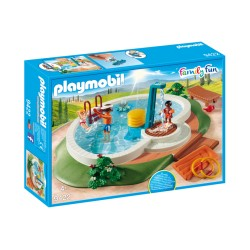 PLAYMOBIL 9422 PISCINA