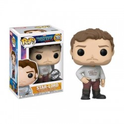 FUNKO POP STAR LORD GUARDIANES DE LA GALAXIA 2 EDICION LIMITADA - 261