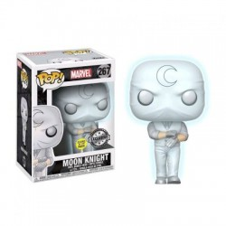 FUNKO POP MOON KNIGHT MARVEL EDICION LIMITADA - 267