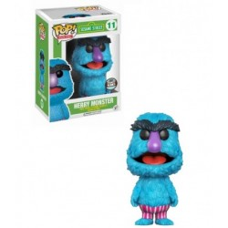 FUNKO POP! HERRY MONSTER EXCLUSIVE ONE-RUN-EDITION - BARRIO SÉSAMO