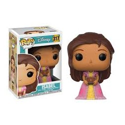 FIGURA POP DISNEY ISABEL