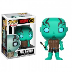 FUNKO POP HELL BOY ABE SAPIEN