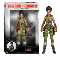 Funko - Figurine Evolve - Maggie Legacy Collection 15cm