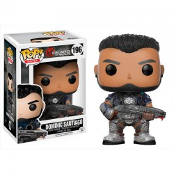 FUNKO POP DOMINC SANTIAGO - GEARS OF WAR