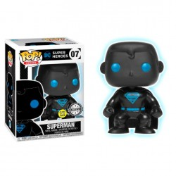 FUNKO POP DC CÓMICS , SUPERMAN SILHOUETTE