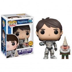 FUNKO POP JIM WITH GNOME CHASE