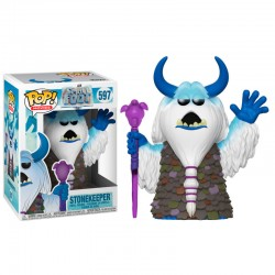 FUNKO POP SMALLFOOT - STONEKEEPER