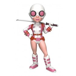 Marvel Comics Rock Candy Vinyl Figura Gwenpool Summer Convention Exclusive 13 cm
