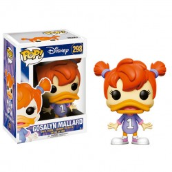 FUNKO POP DISNEY PATO DARKWING , GOSALYN MALLARD