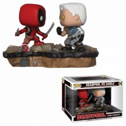 FUNKO POP MOVIE MOMENTS - DEADPOOL VS CABLE
