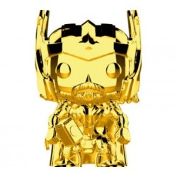 FUNKO POP MARVEL CHROME DORADO - THOR