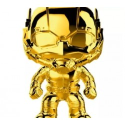 FUNKO POP MARVEL CHROME DORADO - ANT-MAN