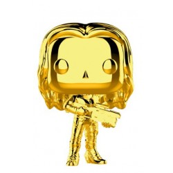 FUNKO POP MARVEL CHROME DORADO - GAMORA