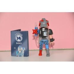 PLAYMOBIL FIGURA SERIE 14 - ROBOT
