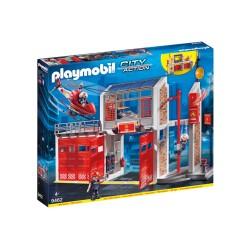 PLAYMOBIL 9262 ESTACION DE BOMBEROS