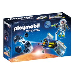 PLAYMOBIL 9490 DESTRUCTOR DE ASTEROIDES Y METEORITOS