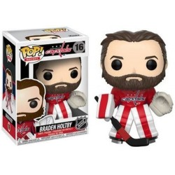FUNKO POP NHL - BRADEN HOLTBY WASHINGTON CAPITALS