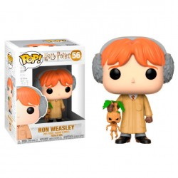 FUNKO POP HARRY POTTER - RON WEASLEY HERBOLOGY