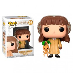 FUNKO POP HARRY POTTER - HERMIONE HERBOLOGY