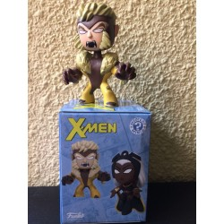 MYSTERY MINI X-MEN . SABRETOOTH