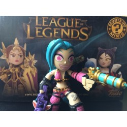 MYSTERY MINIS LEAGUE LEGENDS - JINX