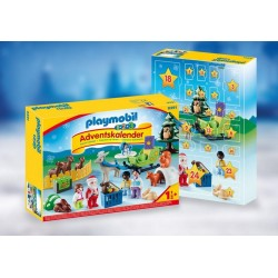PLAYMOBIL 9391  CALENDARIO DE ADVIENTO 123