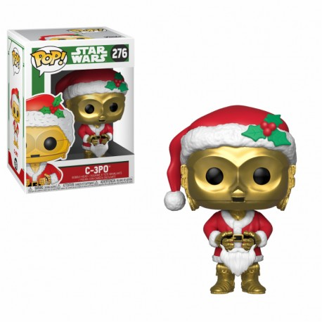 FUNKO POP STAR WARS HOLIDAY - C-3PO