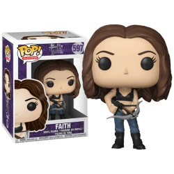 FUNKO POP BUFFY CAZAVAMPIROS - FAITH