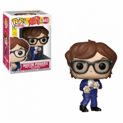 FUNKO POP AUSTIN POWERS - AUSTIN POWERS