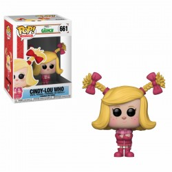 FUNKO POP THE GRINCH - CINDY-LOU WHO