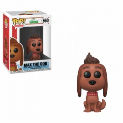 FUNKO POP THE GRINCH - MAX THE DOG