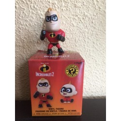 MYSTERY MINIS  LOS INCREIBLES 2 - MR INCREIBLE