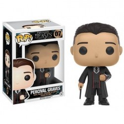 FUNKO POP ANIMALES FANTASTICOS - PERCIVAL GRAVES