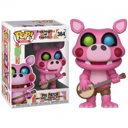 FUNKO POP  FIVE NIGHTS AT FREDDY´S PIZZA SIMULATOR - PIGPATCH