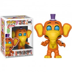 FUNKO POP  FIVE NIGHTS AT FREDDY´S PIZZA SIMULATOR - ORVILLE ELEPHANT