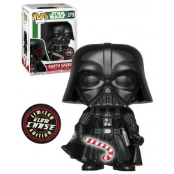 FUNKO POP STAR WARS HOLIDAY -  DARTH VADER CHASE