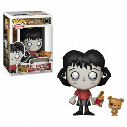 FUNKO POP & BUDDY DONT STARVE - WILLOW W/ BERNIE