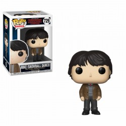FUNKO POP STRANGER THINGS 2018 - MIKE ( SNOWBALL DANCE )