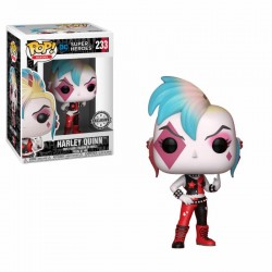 FUNKO POP HARLEY QUINN PUNK EXCLUSIVE