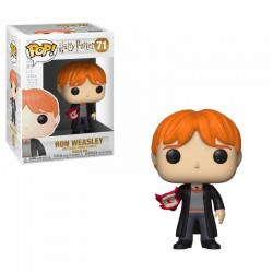 FUNKO POP HARRY POTTER 2018 - RON WEASLEY CON DENTADURA