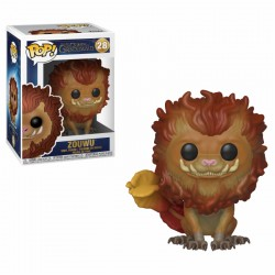 FUNKO POP FANTASTIC BEASTS 2 - ZOUWU
