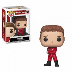 FUNKO POP LA CASA DE PAPEL - DENVER