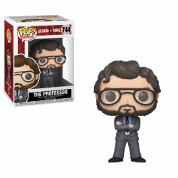 FUNKO POP LA CASA DE PAPEL - THE PROFESSOR