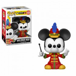 FUNKO POP MICKEY 90 TH - BAND CONCERT