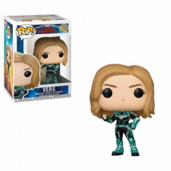 FUNKO POP CAPTAIN MARVEL - VERS