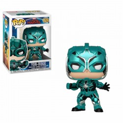 FUNKO POP CAPTAIN MARVEL - YON - ROGG