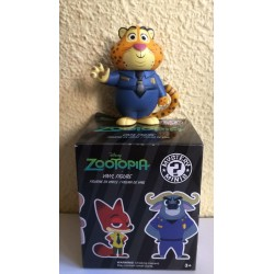 MYSTERY MINI ZOOTOPIA - OFFICER BENJAMIN