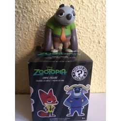 MYSTERY MINI ZOOTOPIA - PEREZOSO FLASH